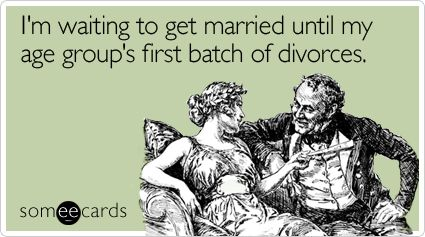 27 Hilarious E-Cards That Sum Up Everything You've Ever Thought About Weddings | Thought Catalog