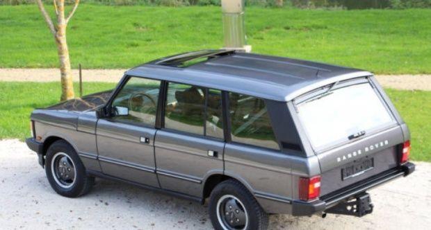 1994 Land Rover Range Rover - LSEi   Classic Driver Market