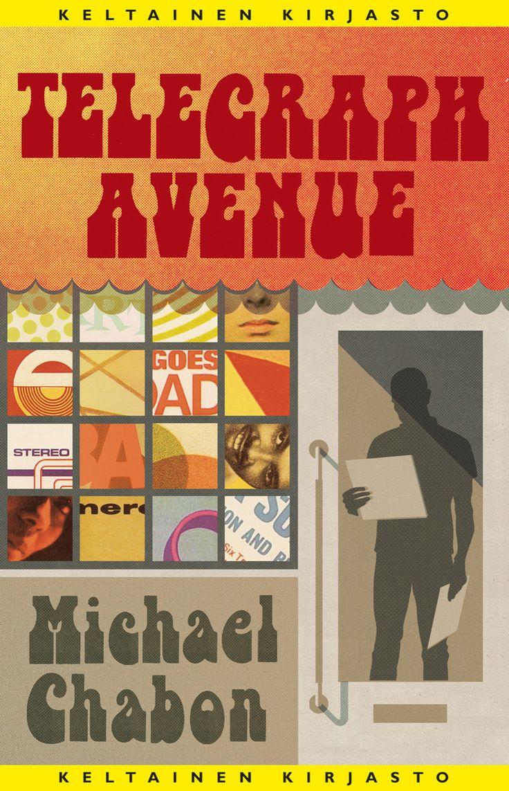 Michael Chabon: Telegraph Avenue Popkulttuuria ja perhesuhteita