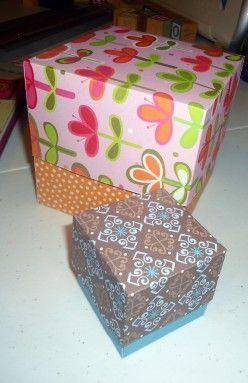 Easy Gift Box Tutorial: Make Your Own Custom Gift Boxes