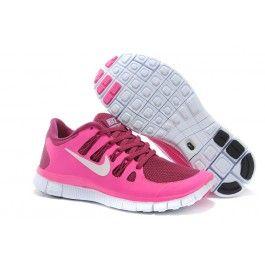 pretty nice ac064 43696 ... 3.0 Prev Kaufen Nike Free 5.0+ Rosa Rot Weiß Frauenschuhe Schuhgeschäft    schuhekaufenshop.com