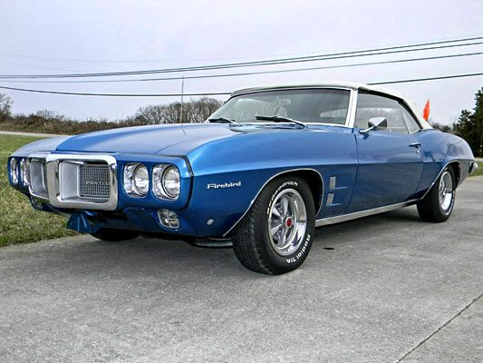 Pick Of The Day: 1969 Pontiac Firebird Click to Find out more - http://fastmusclecar.com/best-muscle-cars/pick-of-the-day-1969-pontiac-firebird/ COMMENT.