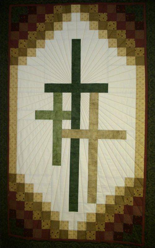 Cross Quilts Google Search Cross Pinterest 십자가 퀼트
