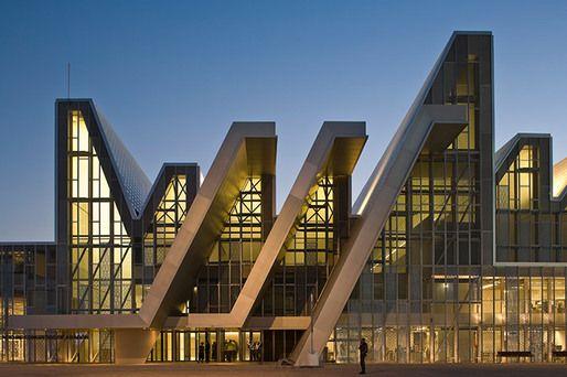 2015 Alvar Aalto Medal awarded to Fuensanta Nieto and Enrique Sobejano   News   Archinect