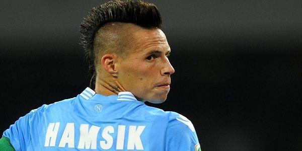 Marek Hamsik Perpanjang Kontrak di Napoli