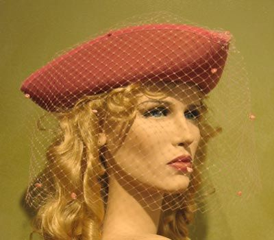 Tricorn Hat for Women Historical Women Hat di AtelierMaregaMask