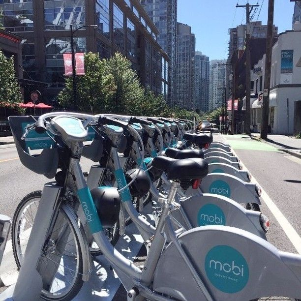 VISIT OUR YALETOWN SHOWROOM: cruise around & explore Yaletown - MOBI BIKE SHARE arrives in Yaletown!  Mobi, City of…