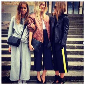 Trend alert! Culotte pants. Read now  http://www.kaif.es/blog/culotte-pants/