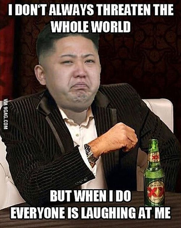 Funniest Kim Jong-un Memes: Everyone Is Laughing At Me