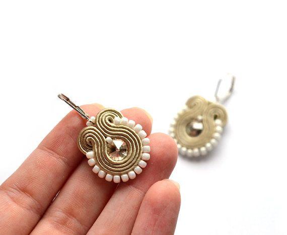 Orecchini Soutache earrings