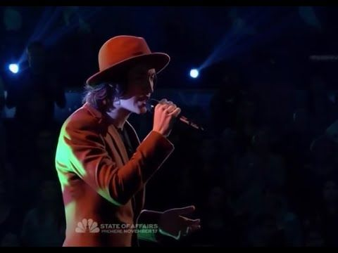 """Just started watching The Voice this season. What talent! Taylor John Williams """"Mad World"""" The Voice Usa 2014 Knockouts Rounds"""