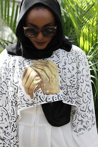 More looks by Eman Idil: http://lb.nu/emanidil  #fallfashion #hijabi…