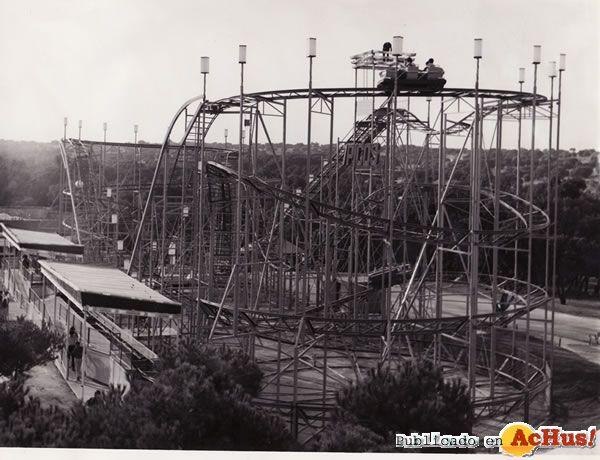 Parque de atracciones de Madrid 15 de mayo de 1969: Un día muy esperado por todos los madrileños.