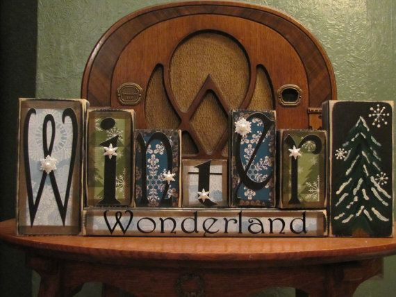 Winter Wonderland Christmas and Winter by PunkinSeedProduction, $50.00