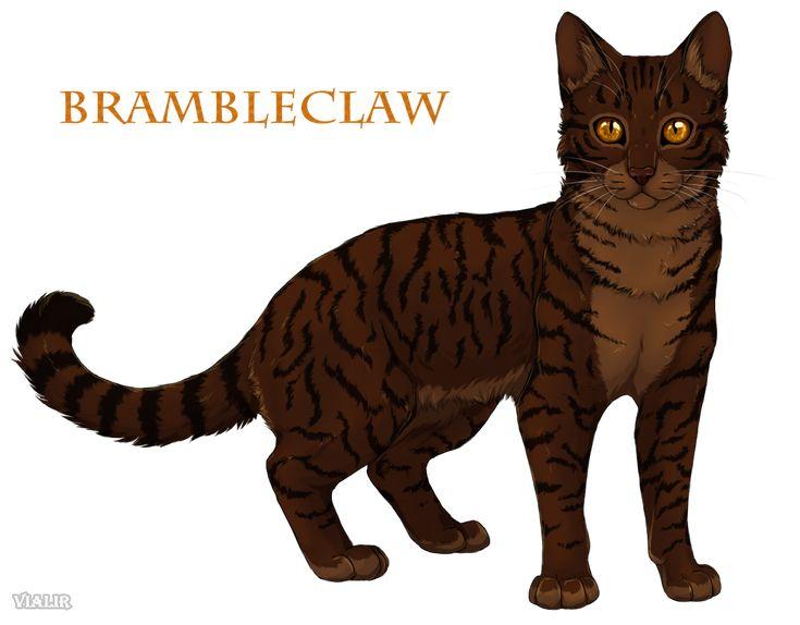 Výsledek obrázku pro warriors cats bramblestar