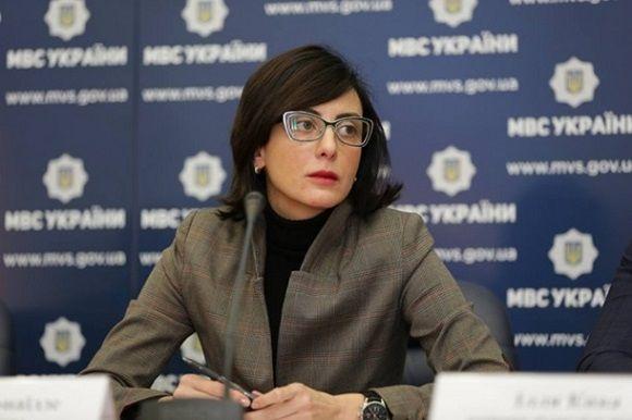 Экс-глава полиции Хатия Деканоидзе рассказала, кто первым праздновал ее увольнение http://proua.com.ua/?p=65793