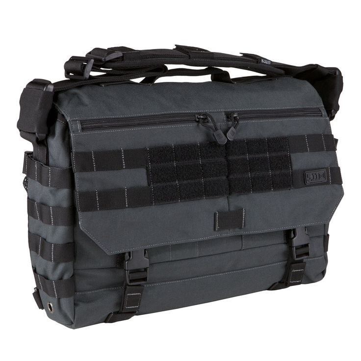 5.11 Tactical Rush Delivery Messenger Bag. I want this!