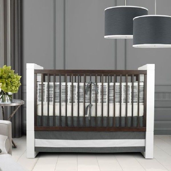25 Best Ideas About Brown Crib On Pinterest Brown