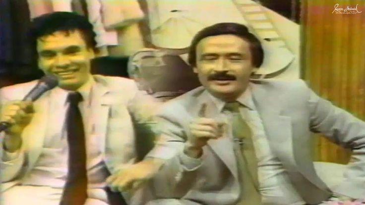 Entrevista a Juan Gabriel después de concierto en el Patio, 1985