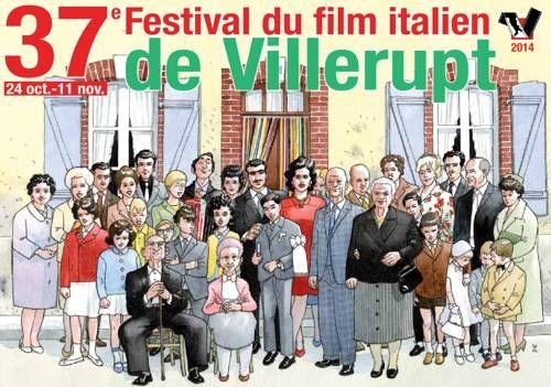Festival du Film italien de Villerupt : Venga subito !