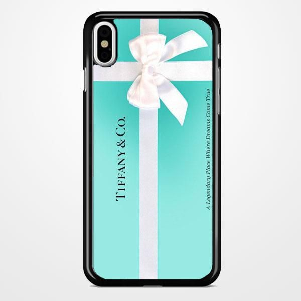 super popular cbb91 17cad Tiffany And Co Exclusive iPhone X Case | Dresses | Tiffany, co ...