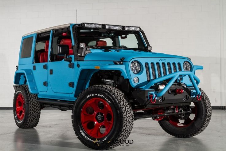 2015 Jeep Wrangler SEMA Dallas, Texas | Starwood Motors