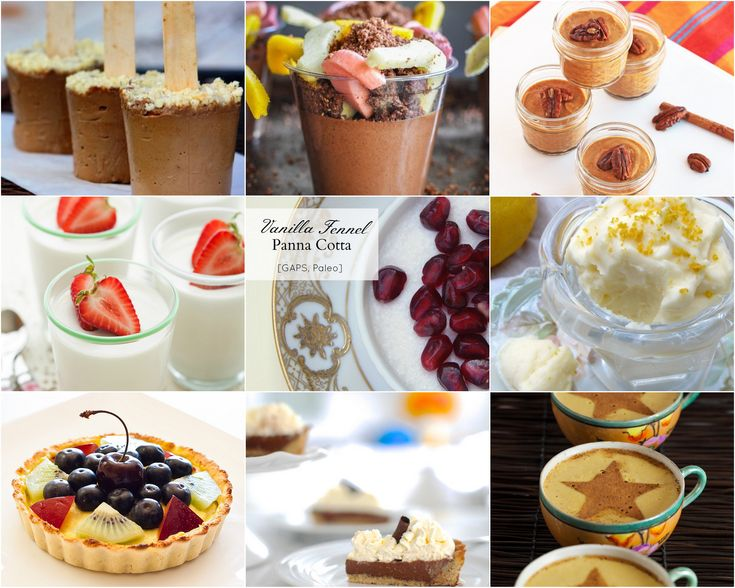 60+ gelatin recipes