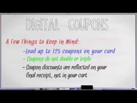 Shoprite digital coupons site