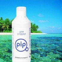 Высококонцентрированное жидкое пробиотическое средство для стирки любых видов тканей. PiP « Для Стирки» обеспечивает самый современный уровень гигиенического ухода за бельем. Подходит для стирки белого и цветного белья. Пробиотические культуры, содержащиеся в данном средстве, способствуют очищению загрязнений любого происхождения. При ручной стирке способствует сохранению здоровья кожи человека. Гипоаллергенно. Не содержит фосфатов. Cохраняет ткань и ее цвет в первоначальном виде. pH=6,5