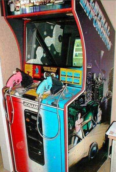 30 best light gun arcade cabinets from the 1980s and 1990s images ...
