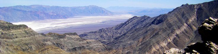 Death Valley from Aguereberry Point