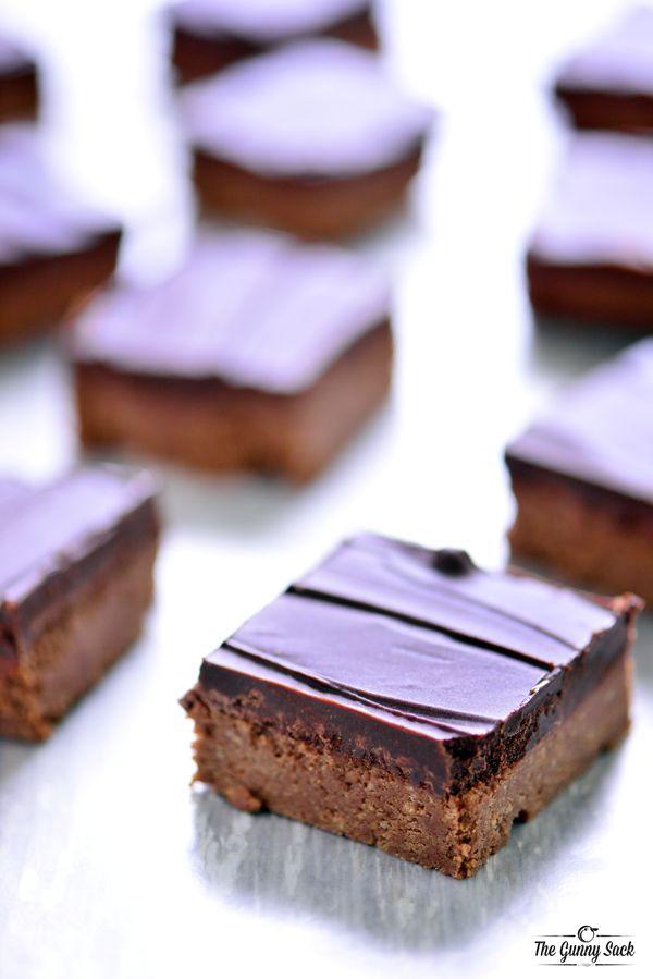 No Bake Nutella Bars Recipe   thegunnysack.com