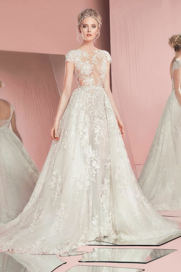14 best Bridal Collections images on Pinterest | Wedding frocks ...