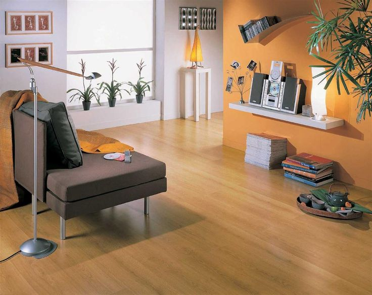 Is Laminate Flooring Good because it is more durable than hardwoods a laminate wood floor can be a good choice for kitchen flooring With Grey Sofa From Fabric Material Above Wood Laminate Flooring Simple Room And Easy With Fresh And Natural Interior Design Is Laminate Flooring Good