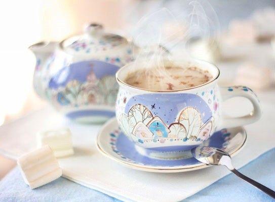 Winter scenery ceramic tea set, $45.00, #CatalogOfGoodDeeds #CatalogOfStElisabethConvent #ministry #ourministry #workshop #ourworkshops #StElisabethConventWorkshop #ceramicworkshop #tea #home #autumn #ceramics #handmade #paintedceramics #teaset #ceramisets #giftideas #pottery #handmadepottery #handmadeteaset #plate #decorativeplates #paintedplates #tableware #teapot http://catalog.obitel-minsk.com/ceramics-workshop?&___store=default