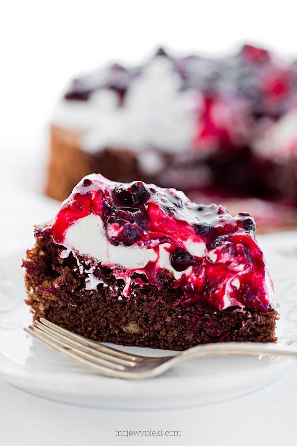 Bezmączne ciasto migdałowe