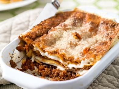 Traditionele lasagne