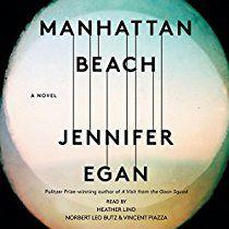 45/52 Jennifer Egan - Manhattan Beach (audiobook)