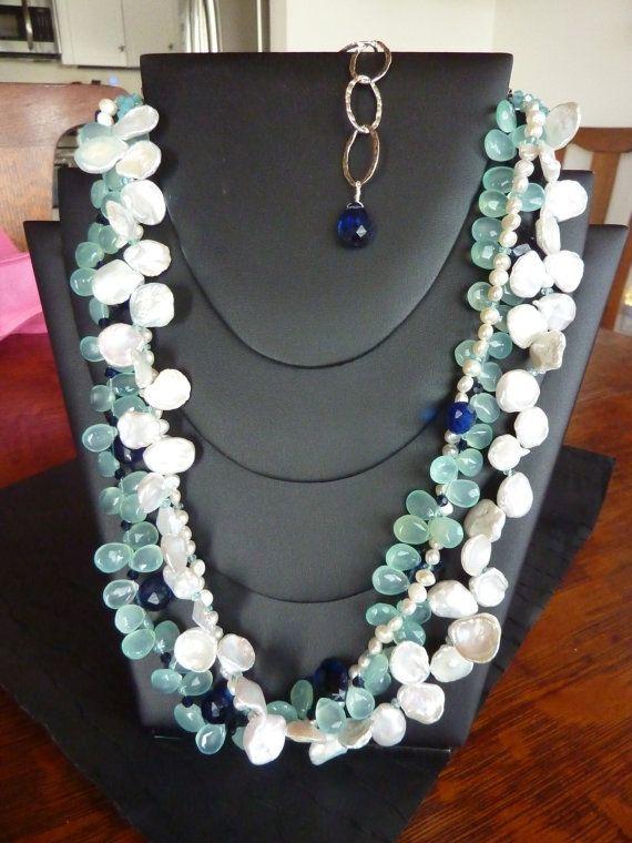 Beach Jewels by IslandPleasures on Etsy, $270.00
