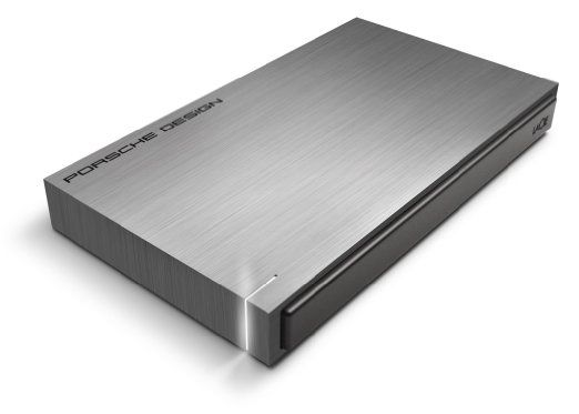 LaCie Porsche Design Mobile Drive - 1 TB  externe tragbare Festplatte - Dark grey - LAC302000 [GERMANY] Suggested price:: 	EUR 89.99 Our Price: 	EUR 78.89