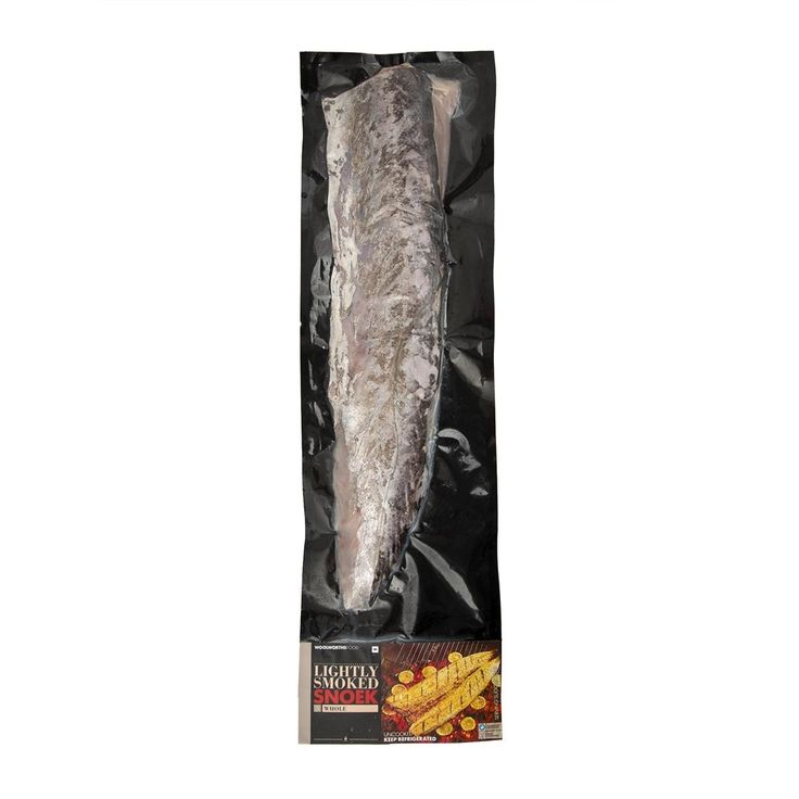 Lightly Smoked Snoek Avg 800g