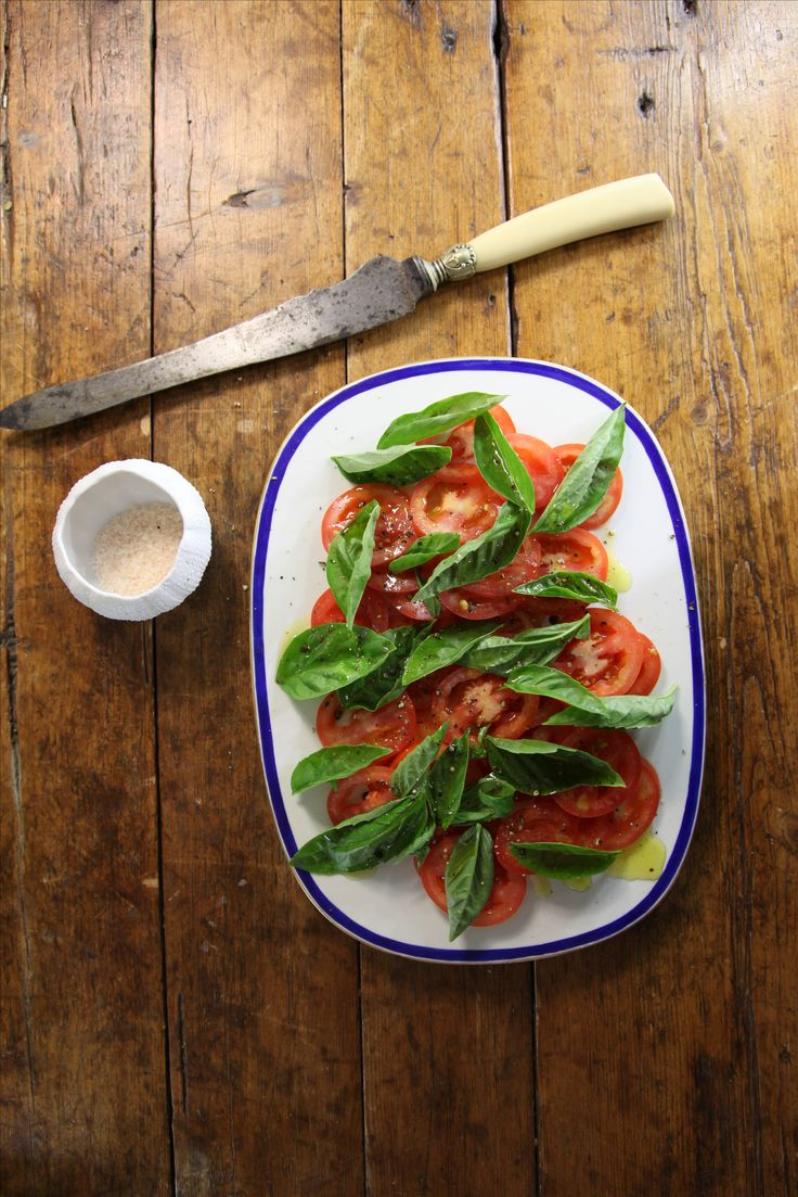 Maggie's Heirloom Tomato Salad - Maggie Beer