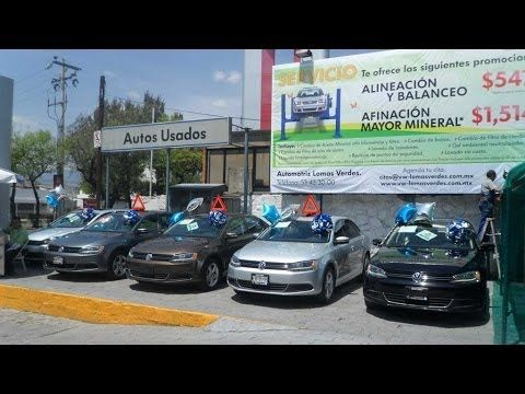 Venta autos usados en Volkswagen Lomas Verdes