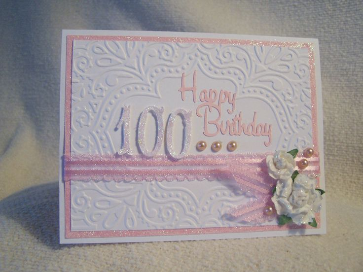 100th birthday card amsbe free 80th 90th and 100th birthday cards stella s 100th birthday card my creations pinterest bookmarktalkfo