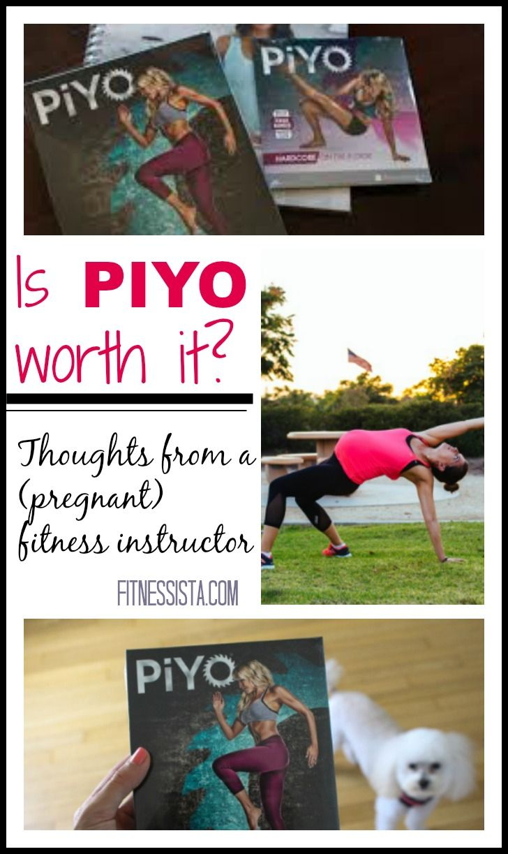 Thinking of trying PiYo? Read this review before you give it a go for the pros, cons and what to expect so you can decide for yourself if it's worth the cost.