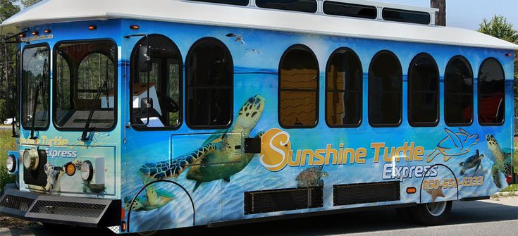 30A Sunshine Trolley is a FREE service that runs from Dune Allen Beach to Inlet Beach... Memorial Day weekend through Labor Day weekend 2017.
