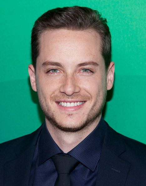 Jesse Lee Soffer attends the '2014 NBC Upfront Presentation' at the Jacob K Javits Convention Center in New York City �� LAN