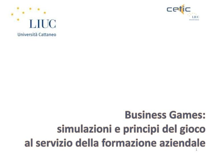 expo-training-2013-cetic-biz-game by cetic2014 via Slideshare