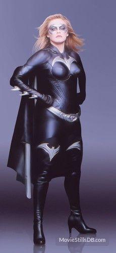 Batman And Robin Promo - Batgirl