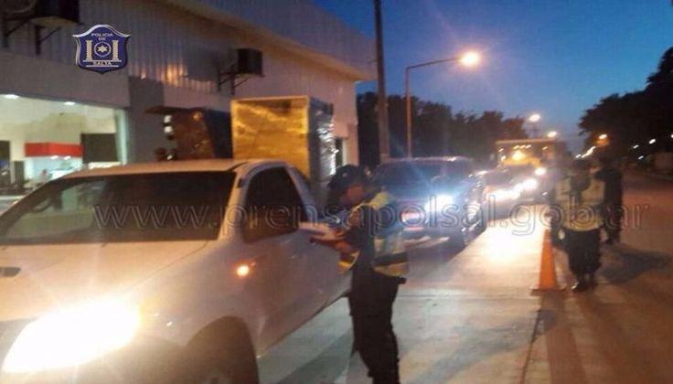 Por peleas callejeras, consumo de alcohol y violencia familiar detuvieron a 600 personas en una noche: En los operativos policiales también…